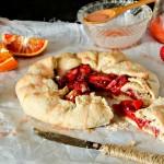 Tartă rustică cu fructe
