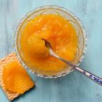 Gem de dovleac și portocale