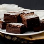Prajitură isteață cu ciocolată