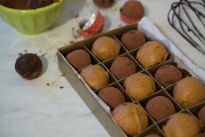 degustare-de-trufe-de-ciocolata