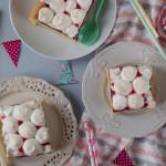 Prăjitură cu gem și bezea