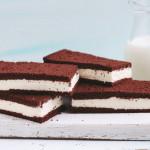 Prăjitură Felie de lapte
