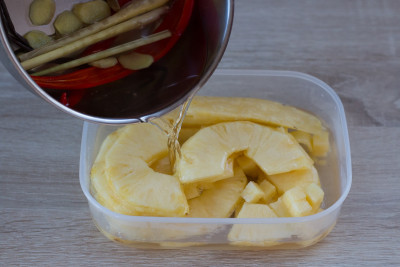ananasmarinat