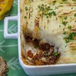 Shepherd's Pie – Plăcintă cu carne și cartofi