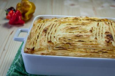 Shepherd's Pie – Placinta cu carne si cartofi 6