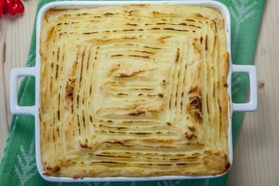 Shepherd's Pie – Placinta cu carne si cartofi 7