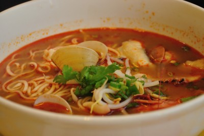 Articole culinare : Mâncarea din Asia-primul contact