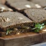 Slim fit sandwich