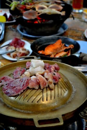 Articole culinare : Steamboat bufet în Bangkok