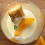 Cremă de lapte cu mascarpone
