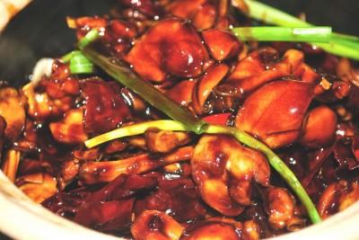 Articole culinare : Live frog, Live SeaFood sau ce ne-a făcut nouă chinezu'