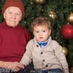 Grandchildren for Christmas 5