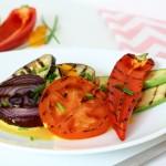 Grătar vegetal