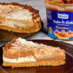 Cheesecake mozaic