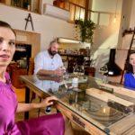 La Cină, cu Ionela Năstase și Andreea Răducan